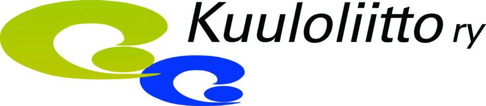 Kuuloliiton logo.