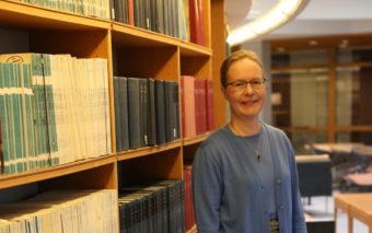 Yliopistonlehtori, PhD Kaisa Tiippana.