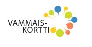 Vammaiskortti logo.