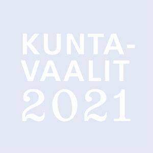 Kuntavaalit 2021.