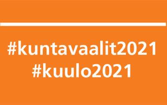 #kuntavaalit2021 #kuulo2021.